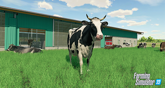 Blog: When will Farming Simulator 22 be released?